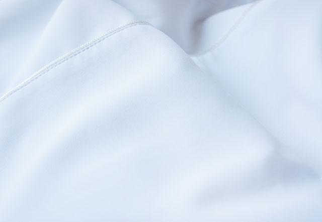 CoHac.白衣の拡大写真