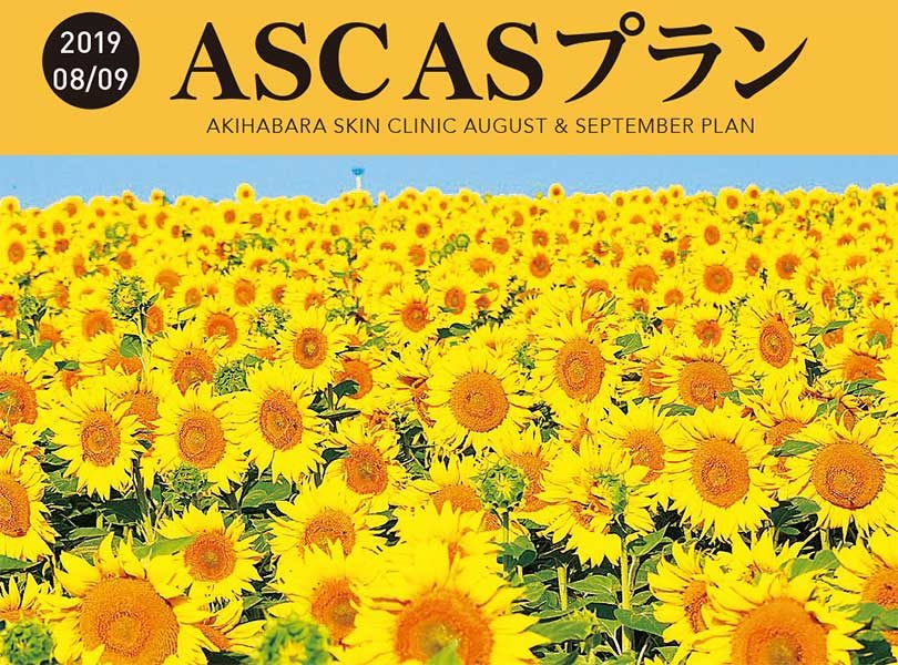 ASC AS プラン 2019 8月9月号